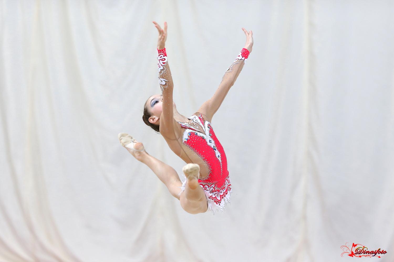 Юные гимнастки cherries 24 фотография