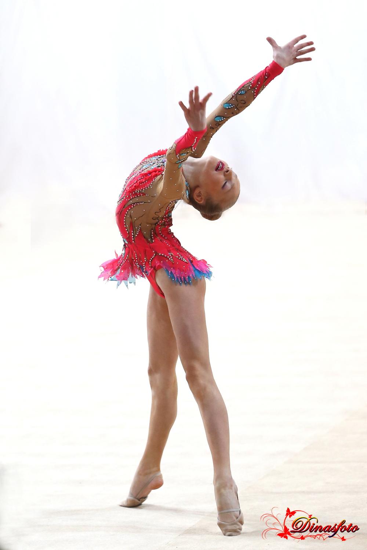 Юные гимнастки cherries 16 фотография